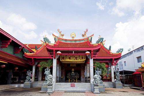 Jui Tui Chinese temple
